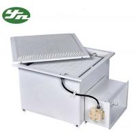 Quality Cleanroom Project Hepa Filter Terminal Box Class 10k For Vietnam Electronic Plant for sale