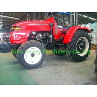 Quality Top grade classical 2015 New SHMC304 30hp Road Farm Tractor 4 Wheel Drive Tractors Red with 2700 kg Payload for sale