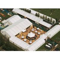 Quality Width 15m Durable Aluminium Frame Warehouse Tents Use For Exhibition Event for sale