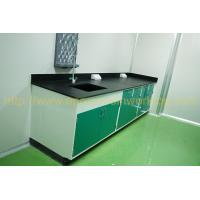 China Science lab countertops / laboratory bench top with monolithic for university on sale