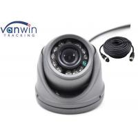 Quality Reversing HD Car Dome Camera , 1.3 Mega pixel 960P AHD bus Cameras for sale