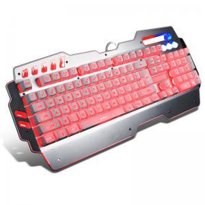 Quality Multimedia Waterproof Mechanical keyboard RGB Spill Proof Keyboard for sale