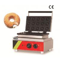 Quality Manual Type Donut Machine Table Top Stainless Steel Body CE approval Donut Making Machine FMX-DM23 for sale