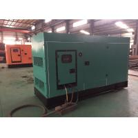 Quality Silent Diesel Generator 80KW / 100KVA 3 Phase 50Hz 1500RPM Generator for sale