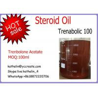 Buy cheap Steroid Injection Oil Trenabolic 100 / Trenbolone Acetate / Tren A 100Mg/Ml For Bodybuilding from wholesalers