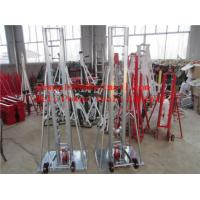 Quality CABLE DRUM JACKS,Cable Drum Lifter Stands for sale
