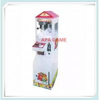 Quality Singple player mini candy toy prize crane arcade game machine for children and kids for sale