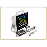 Quality 12.1 Inch Ecg Patient Monitor, High Brightness Screen Multipara Patient Monitor for sale