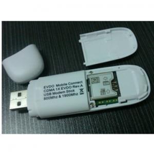 Buy 3.1M CDMA/ EVDO Rev.A Dongles/modems at wholesale prices