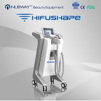 Quality professional ! lipolysis fat removal hifu body shaping and slimming for sale