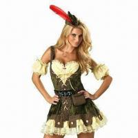 Buy cheap Robyn Hood Costumes, Suitable for Women from wholesalers
