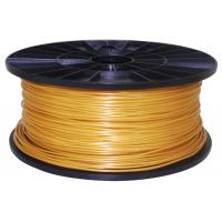 Quality 3d printer filament ABS 1.75mm 1kg Gold for sale