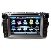Buy 8 Inch Digital LED Dual Zone Toyota DVD Navigation System For Toyota Verso 2012 ST-8702 at wholesale prices