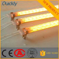 China quartz halogen infrared heater lamp for food warming on sale