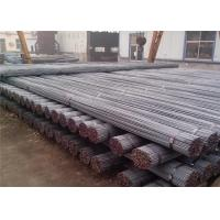 Quality Non Alloy Steel Round Bar Q234 Q345 Material AISI ASTM For Heavy Machinery for sale