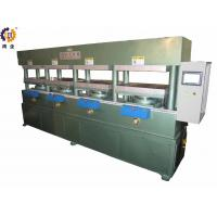 Quality 380V 50Hz Hydraulic Cold Press Machine With Four Work Stations 100T for sale