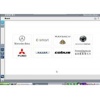 Quality Vehicle Diagnostics Software , DAS / Xentry / WIS / EPC Software for sale