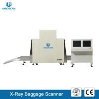 Quality Big Size X Ray Baggage Inspection System 40AWG Wire Resolution 2 Years Warranty for sale