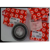 Quality 6300RPM P4 Grade 6207 Bearings With Double Seals 35mm Inside 72mm Outside for sale