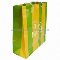 Quality Eco-friendly Paper Bag for Gift Packaging, Available in Small Minimum Order Quantity for sale