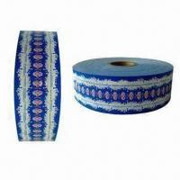 Wrapping Paper, Packing Paper Printed and Wax Coated, Available in Various Specifications and Design