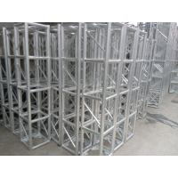 Quality Silver 350 X 350mm Lighting truss /  Aluminum Stage Truss for trade show for sale