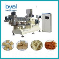 Quality 100 T / D Corn Flakes Processing Line Corn Processing Equipment for sale