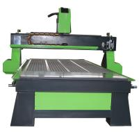 Buy cheap 1325 4*8ft wood working cnc router wood engraving machine 1300*2500mm from wholesalers