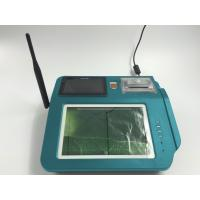 Quality High Capacity RAM Fingerprint POS , Magnetic Credit Card Reader POS Touch Screens for sale