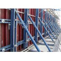 Construction Wall Formwork System , Shear Wall Formwork High Tension