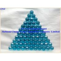 Buy cheap Colorful Decoration Glass Marble Balls from wholesalers