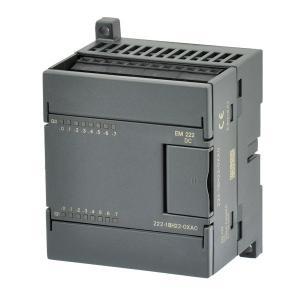 Buy 16 Digital Output PLC Program Logic Control With 24V DC Transistor UN222-1BH22 at wholesale prices