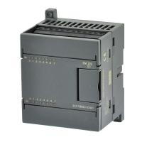 Quality Siemens 200 CPU Compatible Small PLC Programming Logic Controller 24V DC Transistor Optical isolation for sale