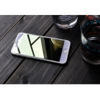 Quality Waterproof Bright Mirror Screen Protector Front /  Back Rounded Edges With 99% HD Clarity for sale
