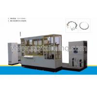 Quality The automatic production line of high frequency induction heating and quenching of the force induced spring for sale