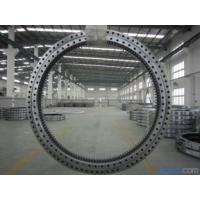 Quality High-capacity Lifting Equipment -single row crossed roller slewing bearing(602~4726mm) for sale