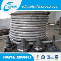 China titanium coil pipe for condenser or heat exchanger on sale