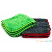 Quality Microfiber Plush Cloth Lint Free, Ultra Soft,Durable, Scratch-Free, Super Absorbent for sale