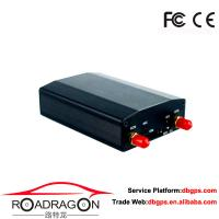 Quality Small Real Time Car GPS Tracking Device Multi Function Battery GPS Tracker for sale