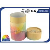 Quality Custom Made Printed Paper Packaging Tube Round Cardboard Tubes for sale