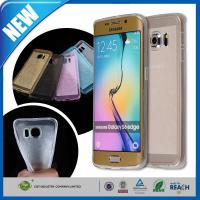 China Soft TPU Phone Case Covers Scratch Resistant Bumper For Samsung Galaxy on sale