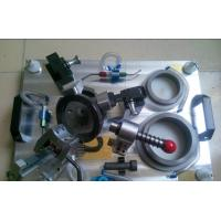 Quality Mechanical Checking Fixture Components High Precision Aluminum Steel Material for sale