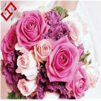 Quality Christmas Decoration Artificial Flower Made in China for Wedding Decoration for sale