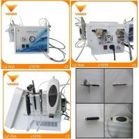 Buy cheap Portable Ultrasonic Oxygen Spray diamond dermabrasion Hydrafacial Skin Care from wholesalers