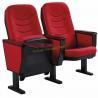 Buy cheap US UK Standard Flame Retardant Tip Up Auditorium Seating Red , Blue , Yellow from wholesalers