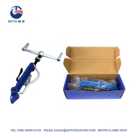 Quality 8mm SSS ISO9001 Manual Steel Band Strapping Tool for sale