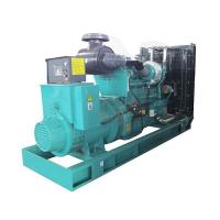 Quality Open Type Diesel Generator 500KVA Cummins Power KTA19-G3 50Hz 3 Phase for sale