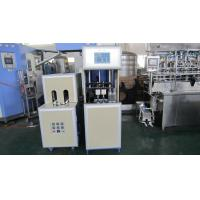 Quality Semi Auto Plastic Bottle Blowing Machine for sale