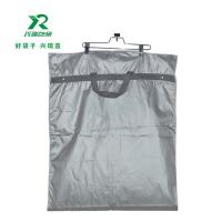 Quality 100 polyester laundry bag garment bags clear plastic garment bags container store garment bags custom logo for sale