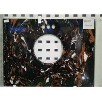 """Quality Professional Artificial Prefab Marble Countertops 22"""" Wide For Bathroom for sale"""